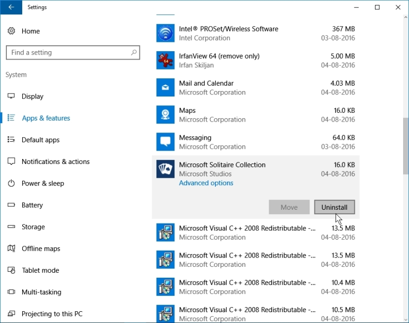WINDOWS 10 1607 RECOMMENDED SETTINGS PC SETTINGS_04082016_084230