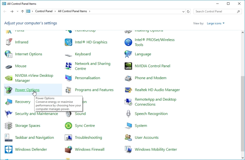 WINDOWS 10 1607 RECOMMENDED SETTINGS_04082016_015231