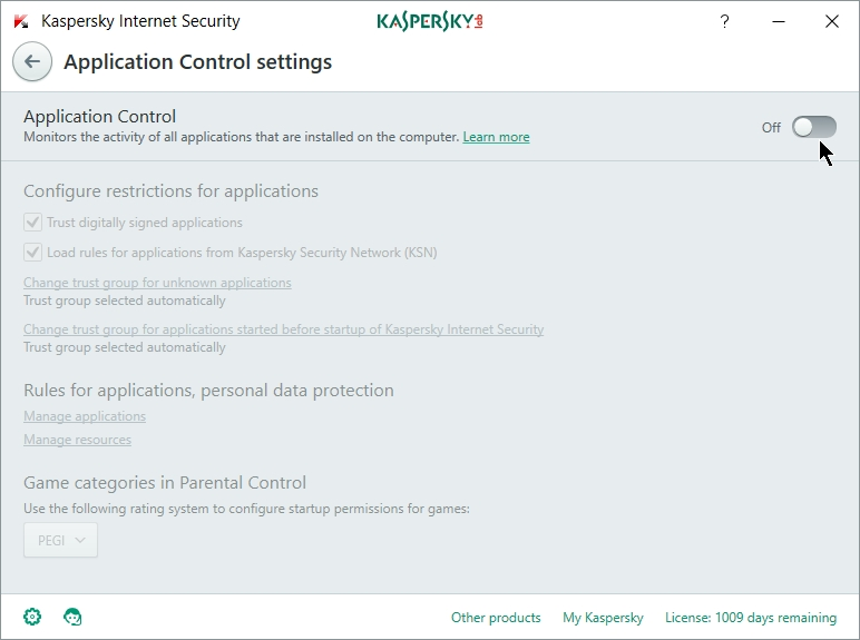 how to activate kaspersky internet security 2017 using key file