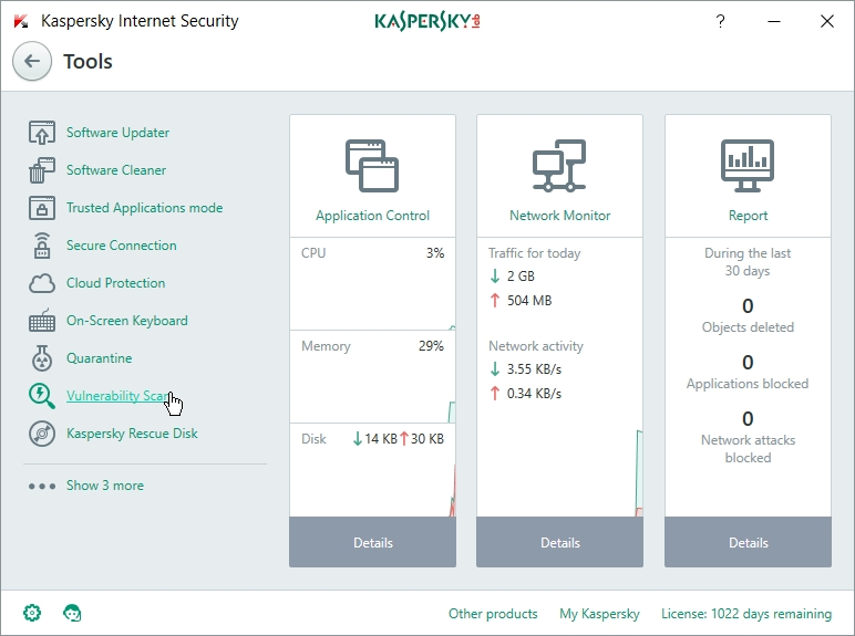 kaspersky-internet-security-2017-vulnerablity-scan-20-12-2016_20-44-27