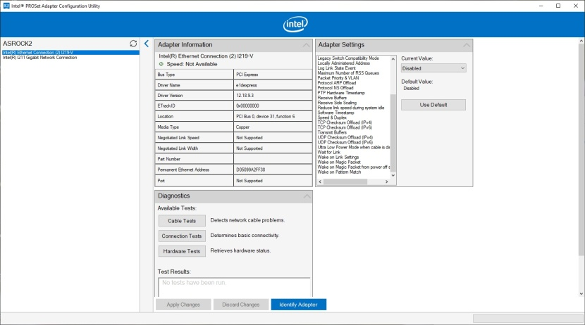 INTEL ETHERNET COMPLETE DRIVER PACK_16-06-2019_16-35-25